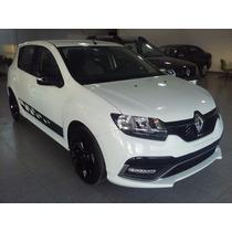 Renault Sandero Rs 145hp, Ant. $75.200 Y Cuotas Fijas En $!!