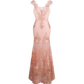 Vestido Longo Sereia Casamento Madrinha Baile Formatura