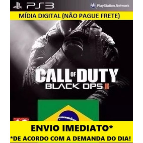 Call Of Duty Black Ops 2 Ps3 Português Mapas Revolution Psn