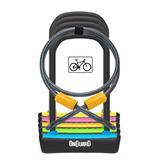 Onguard Neon 8154- Guaya - Candado Bicicleta U Lock