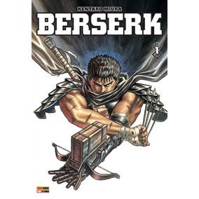 Berserk: Nova Edição Nº 1 - Panini (novo E Lacrado)