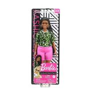 Barbie Fashionistas 144 Cabelo Trançado Curvy /melhor Preço