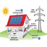 5 Projetos Gerador Eólico 5.500w 3.000w 1500w 1000w + Sola
