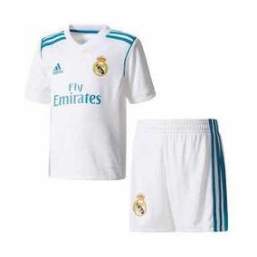 0ad5ab736d Conjunto Real Madrid   Barcelona - Camisetas e Blusas no Mercado ...