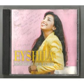 Cd Eyshila - Mais Doce Que O Mel (1999)