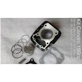 Kit Cilindro Piston150cc Honda Cbf125 Xr125l Ohc Cb125e