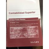 Libro Contabilidad Superior I Yii -fowler Newton 6a.edición