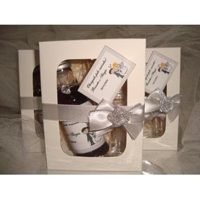 Mini Vinho Personalizado+caixa Decorada+taça Super Fofo