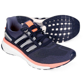 Tenis adidas Energy Boost 3 Marinho/coral