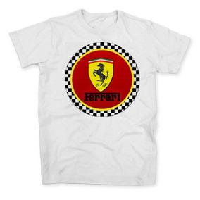 Flamula Da Ferrari F1 - Camisetas e Blusas no Mercado Livre Brasil 5ede5d54fab