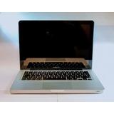 Macbook Pro 13, Pulgadas Mid 2012, 500gb, 4gb Ram