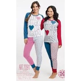 8840fbc1c6 Pijama Invierno Nena Meli Woll - Pijamas de Mujer en Mercado Libre ...