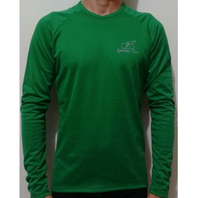 Camisa Segunda Pele Sprinterone Manga Longa 9a2518fccb293