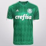 Camisa Palmeiras 2015 Verde Oficial adidas Oferta