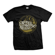 Remera Creedence Bad Moon Rising
