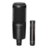 Audio Technica At2041sp Pack Micrófono Estudio At2020 At2021