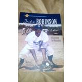 Jackie Robinson. Biografía (en Inglés)