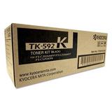 Kyocera Tk-592 Black P/ Fsc2026mfp / 2126mfp / 5250dn