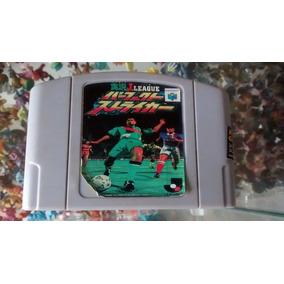 Game Nintendo 64 J. League Futebol