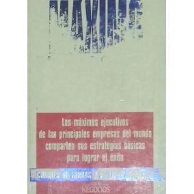 Libro Maximo Liderazgo Estrategias Exito Subasta C152651