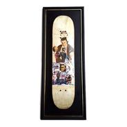 Quadro / Shape / Deck De Skate - Colagem De Tchago Martins