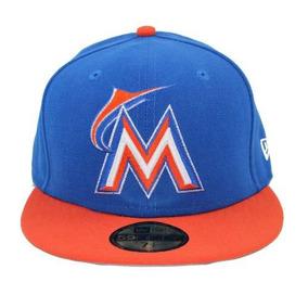 Gorras Originales Beisbol Marlins Miami 59 Fifty New Era