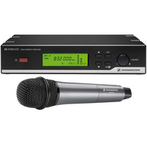 Micrófono Inalambrico Mano Uhf Sennheiser Xsw 35 E835