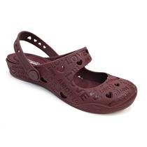 Crocs Ibiza Love 1190 Boa Onda - Açai