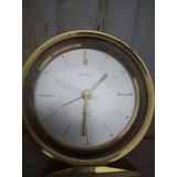 Antiguo Reloj Despertador Bulova Germany