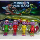 Kit Bonecos Floogals - Discovery Kids