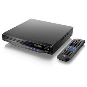 Dvd Player Com Karaokê 5.1 Canais Usb Cd Com Controle Sp193