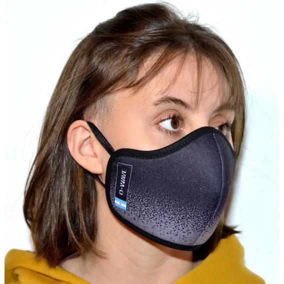 Barbijo Tapaboca Degrade. Anti Polvo Gripe. Protección Total