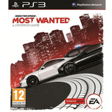 Juego Ps3 Electronic Arts Need For Speed Most Wanted