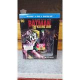 Batman The Killing Joke Bluray Gift Set Edition