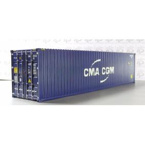 Container Delivery Cma-cgm 40 Ft. Tekno 70483