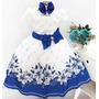 Azul Branco