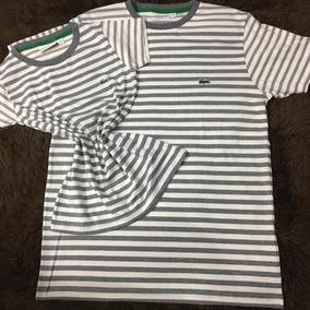 9837ec5aaffd2 Camiseta Xadrez Lacoste Original - Camisetas Manga Curta para ...