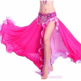 Hermosa Falda Para Danza Arabe Bellydance