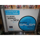 Aprende A Bailar Salsa En 1 2 3 2cds Sellado