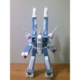 Robotech Sdf-1 (para Armar En Papercraft)