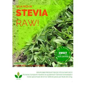 Hoja Entera De Stevia 5 Kg