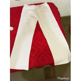 Calza Blanca De Mujer Talle 3