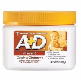A+d Pomada Prevenção Assaduras 454gr | Pronta Entrega