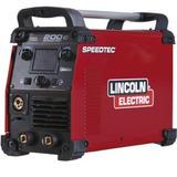 Maquina De Solda Mig Multiprocessos Speedtec 200c Br Lincoln