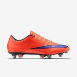Zapato Fútbol Profesional Nike Mercurial Vapor Talla 25.5