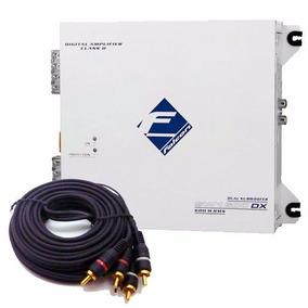 Modulo Amplificador Sw1600-dx Falcon 600w Bridge + Cabo Rca