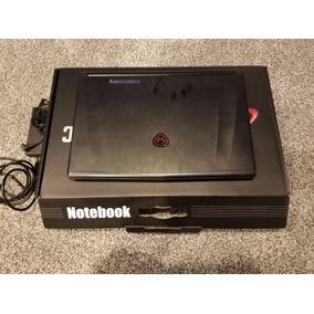 Fangbook Sx7-100 Gaming Laptop 4gb Video Core I7 6 Geração