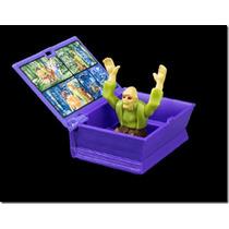 Livro Com Zumbi Dentro Scooby-doo Coleção Mc Donalds