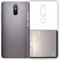 Estuche Forro Ultra Clear Lenovo Phab 2 Plus Tablet + Vidrio