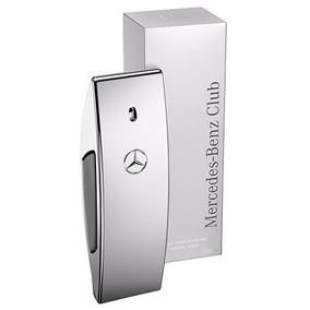 Perfume Mercedes Benz Club Masculino Edt 100ml